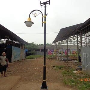 Tiang Jalan Taman jual tiang lu jalan pju taman minimalis solar cell