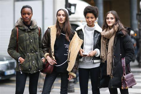 The At Ny Fashion Week With The Sartoralist by Palabra De Modelo O C 243 Mo Vestir En 233 Poca De Desfiles