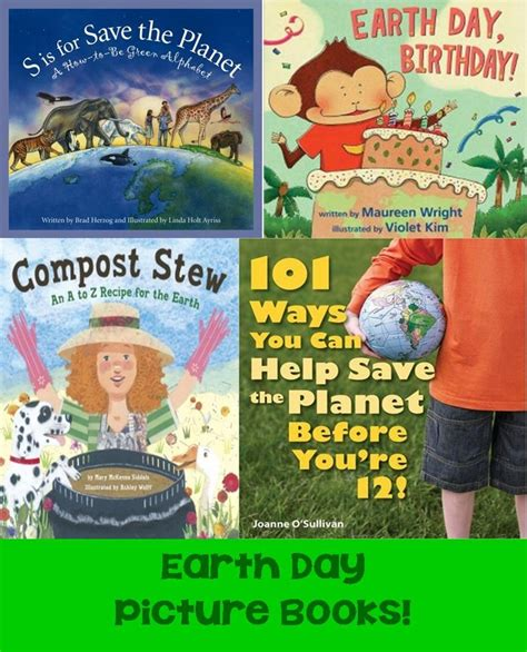 earth day picture books 55 best children s literature images on