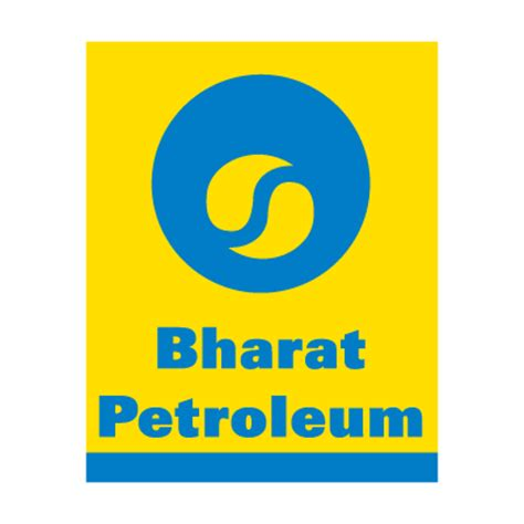 bharat gas logo in cnooc limited vector logo