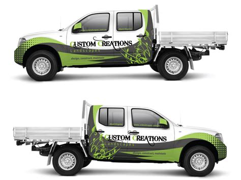 vehicle graphics design professional modern graphic design for matthew diamond by