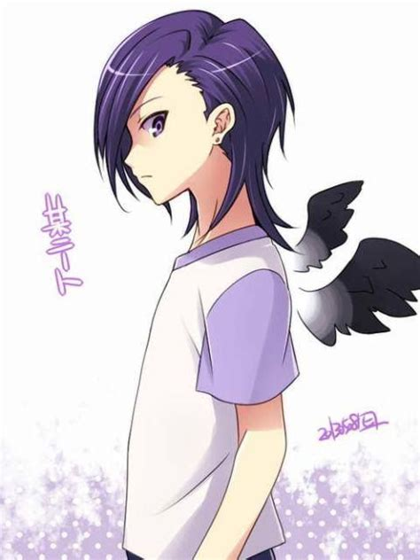 the is a part timer lucifer from the is a part timer anime