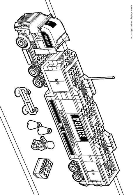 Lego Coloring Pages Coloring Pages Wallpapers Photos Lego City Coloring Pages To Print