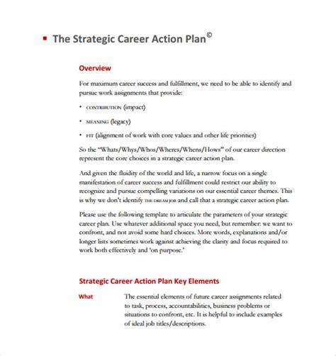 10 Sle Career Plans Sle Templates Career Plan Template