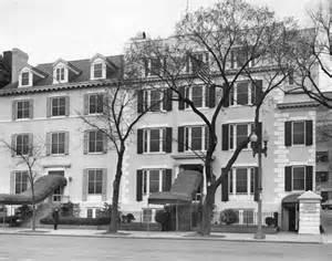 blair house truman reconstruction white house museum