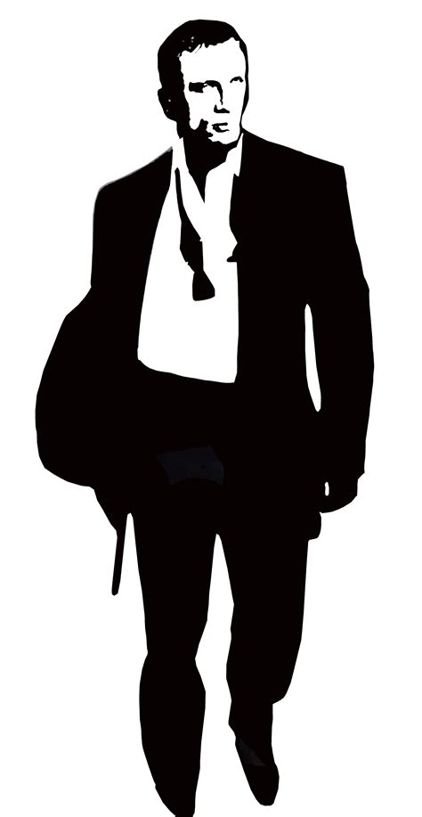 james bond silhouette james bond daniel cr 007 pinterest