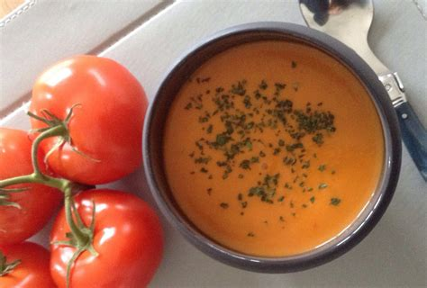 Avis Sur Le Thermomix by D 233 Couvrez La Recette Thermomix De Velout 233 De Tomates Et
