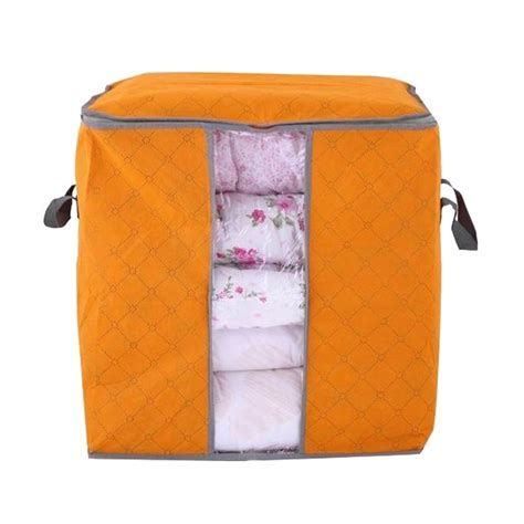 Mattress Space Bag by Storage Space Saver Bag Box For Winter Bed Sheet Blanket