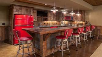 rustic bar ideas for basement basement bar ideas with black and white theme