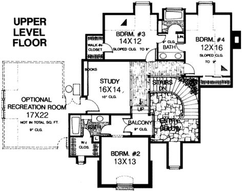 4000 square foot house plans european style house plan 5 beds 3 5 baths 4000 sq ft