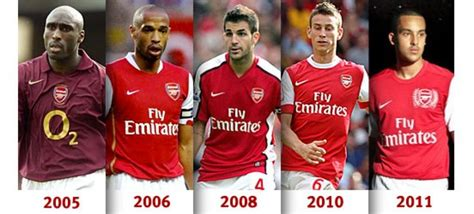 arsenal home record the arsenal home kit arsenal s heritage history
