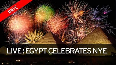 new year s eve 2015 egypt stages celebrations for 2016 in