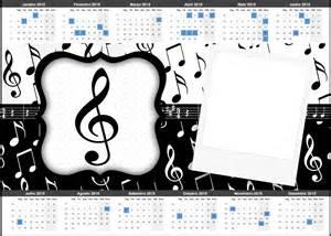 Calendario De Notas Convite Calend 225 2015 Notas Musicais Fazendo A Nossa Festa
