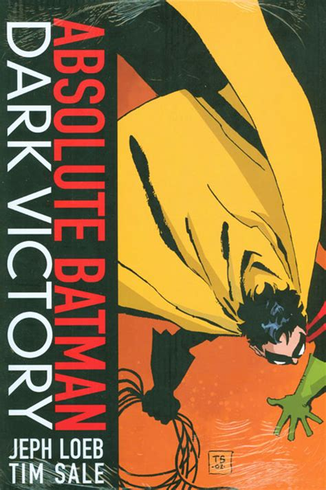 absolute batman the long 1401212824 absolute batman dark victory