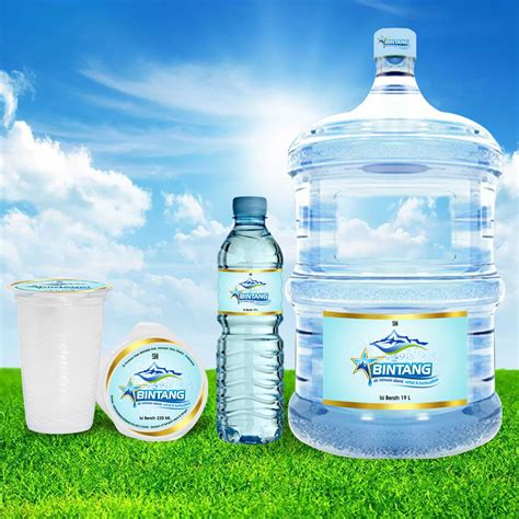 desain kemasan botol air mineral cari kontes sribu page 5