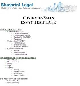 Contract Essay Questions And Answers by Pictures On Sle Contracts Easy Diy Decorations
