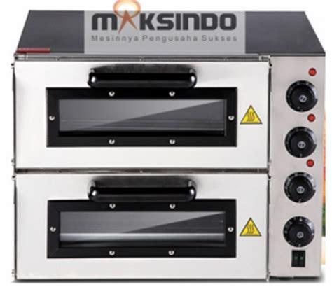 Oven Maksindo mesin oven listrik 2 rak harga hemat new di semarang toko mesin maksindo semarang toko