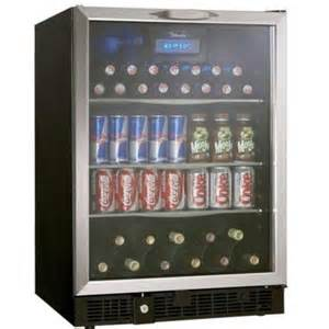 danby silhouette 112 can built in beverage center