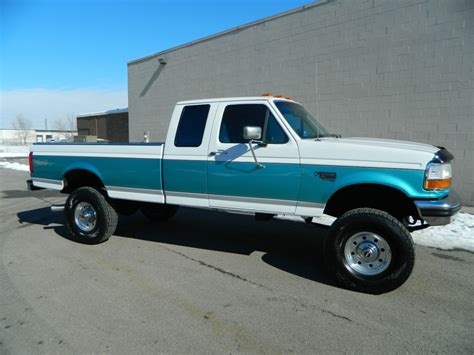 Ford F250 4x4 by Lifted 1995 Ford F250 Supercab Longbed Xlt 4x4 5 Speed