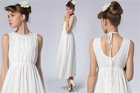 Dress Pesta Putih Import Murah dress pesta warna putih terbaru model terbaru