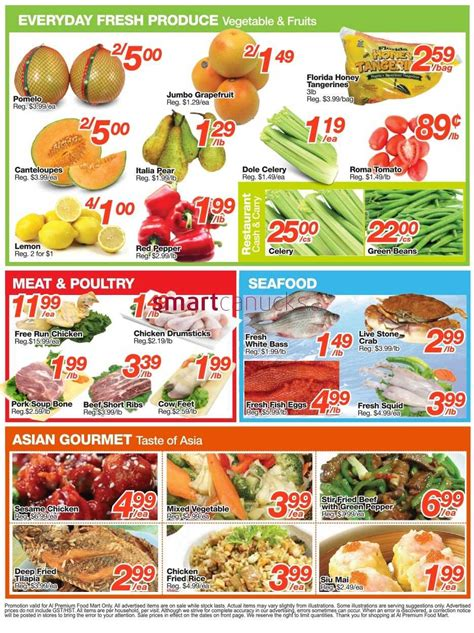 premium food al premium food mart flyer april 17 to 23