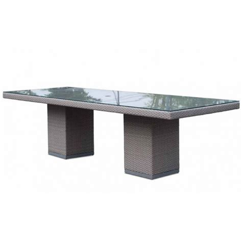 Glass Top Dining Table Seats 8 Pacific Garden Dining Furniture Worcestershire Holloways