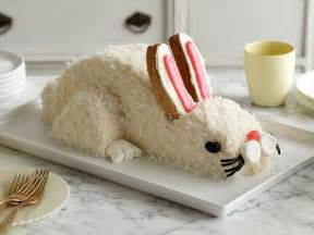 easter bunny cake recipe food network kitchen food network