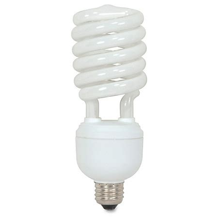 satco light bulbs home depot satco t4 spiral fluorescent light bulb 40 watt by