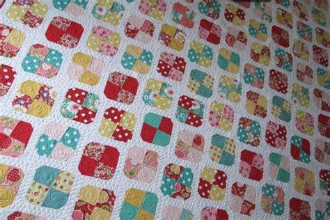 Simple Patchwork Quilt - simple patchwork quilt finished geta s quilting studio
