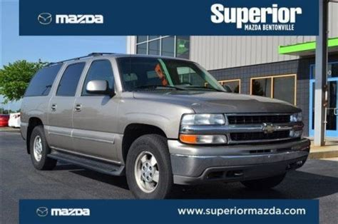 find used 2001 chevrolet suburban in 2600 se moberly