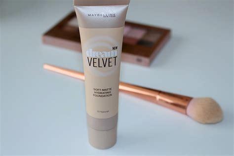 Maybelline Velvet Matte maybelline velvet soft matte hydrating foundation