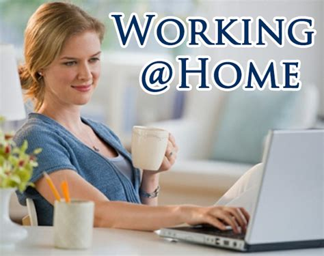 Online Working Jobs From Home - work from home is a preferred option for most wisdomjobs