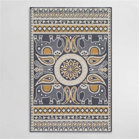world market rug sale gray lanka indoor outdoor area rug world market