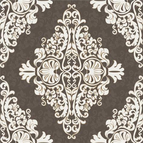 diamond shaped pattern eps ornamental pattern background with diamond shape vector