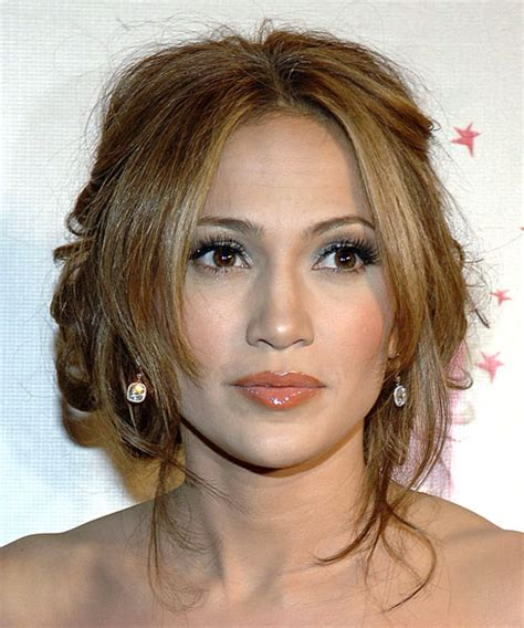 updo hairstyles jlo jennifer lopez updo long curly casual wedding updo hairstyle