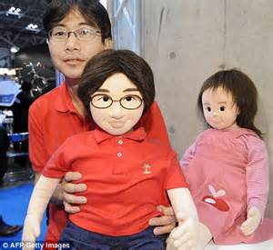 Design A Doll To Look Like You Online | mini me the robot doll that looks and sounds just like