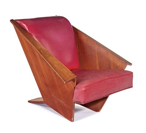 Origami Chair Frank Lloyd Wright - origami lounge chair by frank lloyd wright on artnet