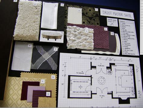 Interior Design Board by Concept Board Housing Interior Design Facs