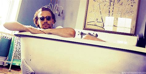 things to do in the bathtub alone drawn cozy tom hiddleston s things to do in a bath 1