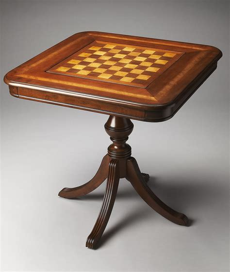 Cherry Gamis plantation cherry morphy antique cherry table from