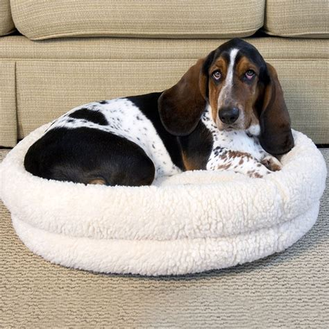 round dog beds round dog bed in pet beds
