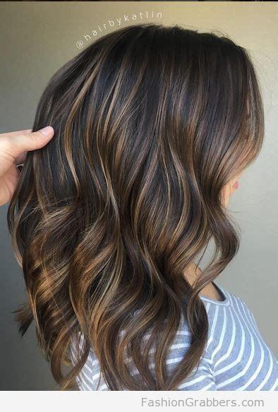 t section highlights for dark hair best 25 dark hair highlights ideas on pinterest