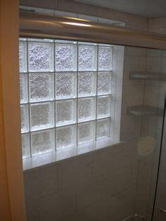 glass cubes for bathroom window in shower tub main bath pinterest window in