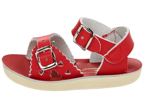 saltwater sweetheart sandals salt water sandal by hoy shoes sun san sweetheart