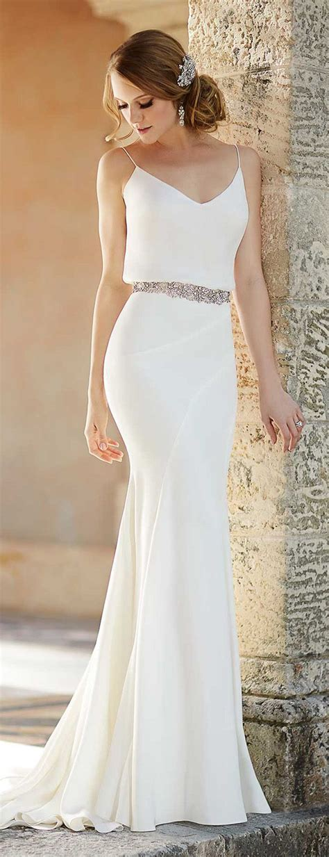 simple wedding dress ceremony 17 best ideas about simple wedding gowns on