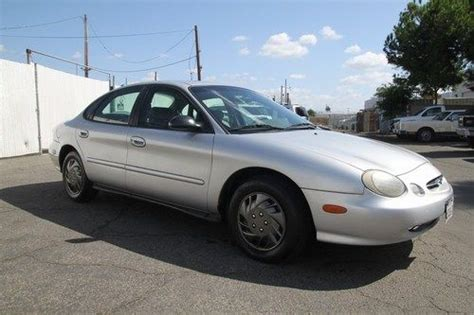 repair anti lock braking 1999 ford taurus interior lighting purchase used 1999 ford taurus lx automatic 4 cylinder no reserve in orange california united
