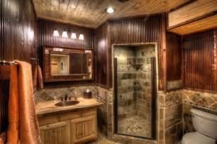 Bathroom dream homes pinterest maisons en bois cabane et
