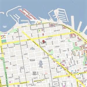 San Francisco Hotels Map by San Remo Hotel San Francisco California Lodge Reviews