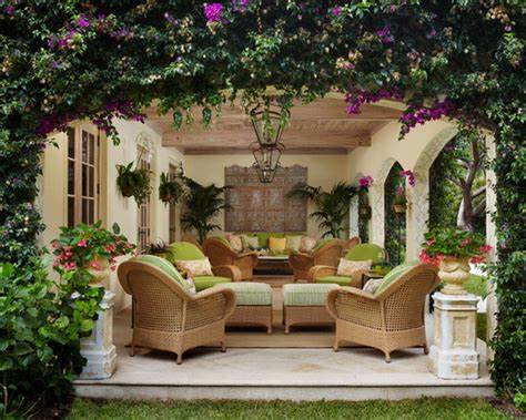 20 Beautiful Outdoor Living Room Designs That Will Delight You Backyard Living Room Ideas