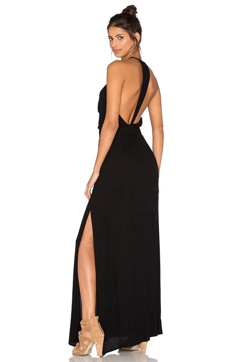 Fabulous Dresses Top 7 Picks by Fabulous Nala Maxi Dress In Black Lyst